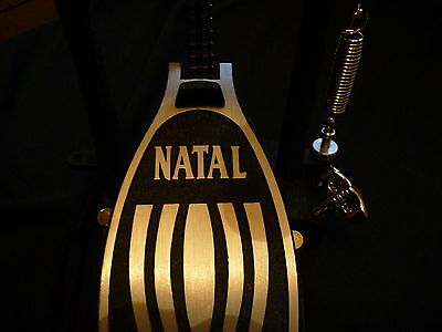 Natal Pro. Single Bass Drum Pedal (NEW)