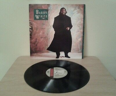 Barry White - The Man Is Back - Vinyl LP Record