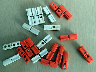 """20 Pairs Faller Wire Conectors """"lot Ow"""" """"free Postage"""""""
