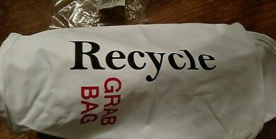 NEW Grab Bag - Reusable Recycle Grocery Shopping/Plastic Bag Collector/Holder