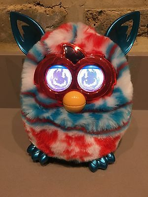 Furby Boom Festive Sweater Limited Edition Plush Toy Boxed
