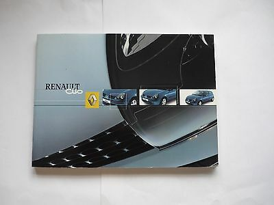 Renault Clio 2 1998/2012 Owners Guide/Manual - Full Set in Wallet