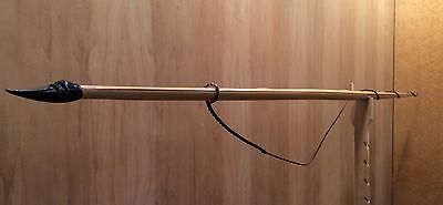"""BooBloodYellowheart Tri-Lam English """"Warbow"""" Longbow 65#@28"""" 80#@32"""" 76"""" Overall"""