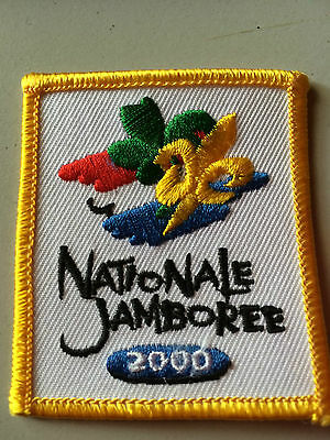 Girl Guides / Scouts Nationale Jamboree 2000