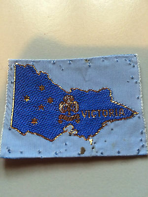Girl Guides / Scouts Victoria map