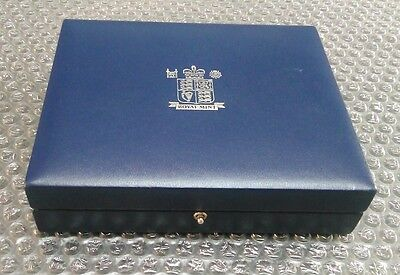 Great Britain 5 Pounds 2000 + 2001 + 2002 (Box Set 3 coins) SILVER PROOF