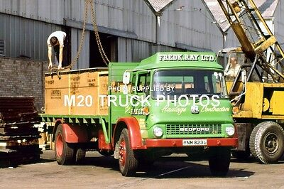 M20 Truck Photos - Bedford - Fredk. Ray #1.