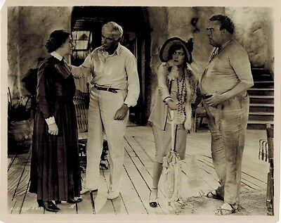 Gloria Swanson SADIE THOMPSON 1928 Original Still 8x10 Directed by Raoul Walsh
