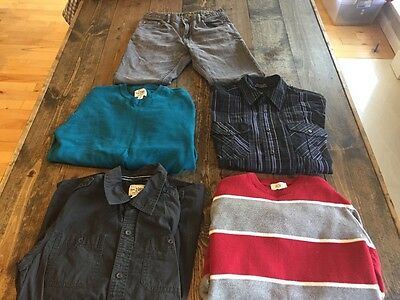 Boy's Lot Of Clothes, Size 14