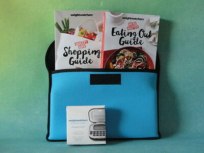 Weight Watchers 2016 Beyond The Scale BOOK SET + Smart Points Calculator + Case