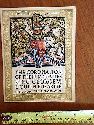 The Coronation 1937 Of Their Majesty's King George VI & Queen Elizabeth