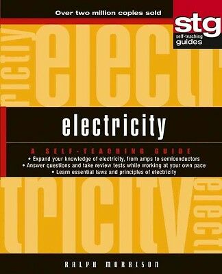 Electricity: A Self-Teaching Guide by Ralph Morrison Paperback Book (English)