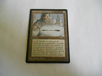 1x MTG Ninnolo del Viandante-Lodestone Bauble Magic EDH ALL Allenaze ITA-ING x1