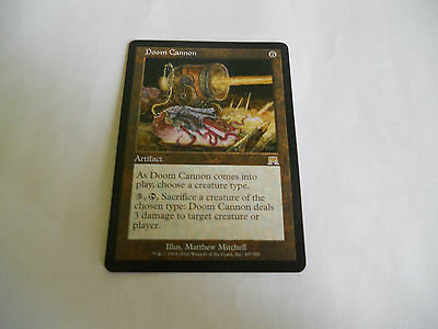 1x MTG Doom Cannon-Cannone del Destino Magic EDH ONS Assalto ING Inglese x1