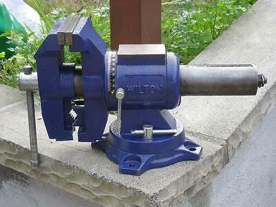 Large Wilton Complex Machinist's Vise