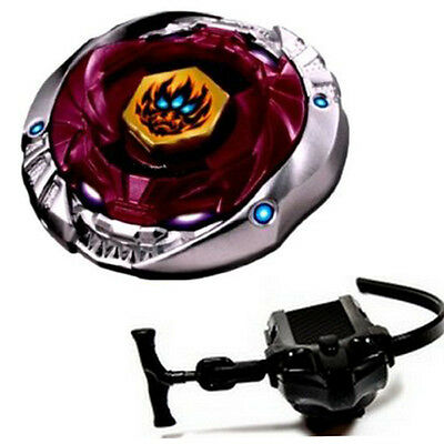 Phantom Orion B:D Metal Fury 4D Beyblade STARTER SET  Launcher&Ripcord Kid Toys