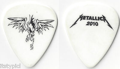 Metallica 2010 Tour Vulturus Guitar Pick