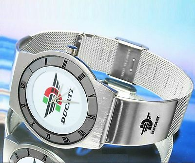 white watch for  monster 1098 848 999 ss st 748 supersport s4 gt 250 super