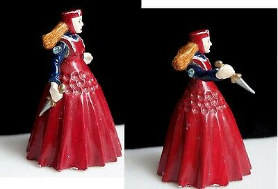 Estate Lady MacBesth Articulated Thimble By Stratford UK Shakespeare Thimbles