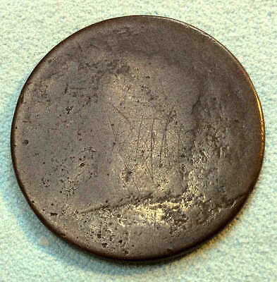1809 Classic Large Cent KEY Date FREE SHIPPING