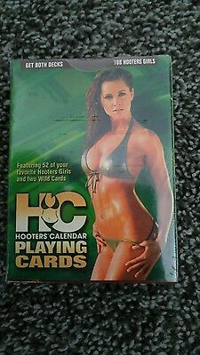 Hooters Card Deck