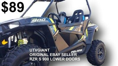 "2015-2018 Polaris RZR-S 900, RZR S 900, (60"" Wide) - Lower Door Panel Inserts"