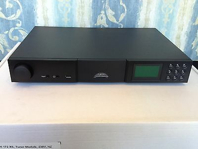 Naim NAC-N 172XS Streaming pre amp with in built FM tuner module. No bluetooth.