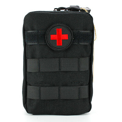 Military Tactical Medical Hiking Day Packs Pouch Outdoor Airsoft First Aid Bag