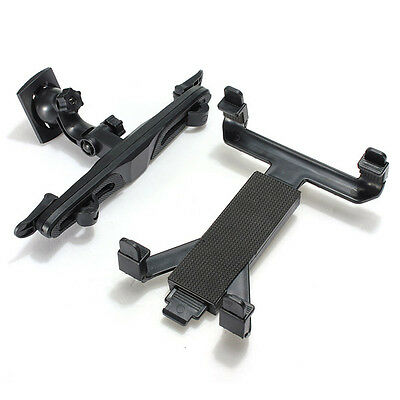 """Universal Headrest Seat Car Holder Mount for iPad Air,1 2 3 4 & 8-14"""" Tablets"""