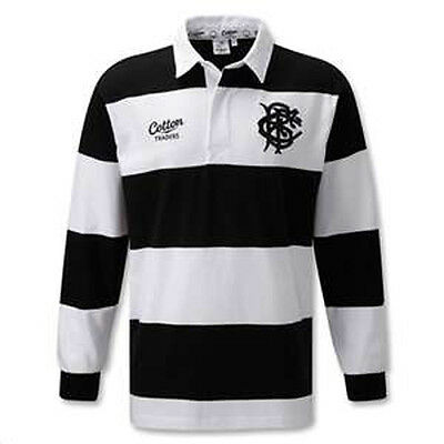 Barbarians Home L/S Junior Rugby Shirt