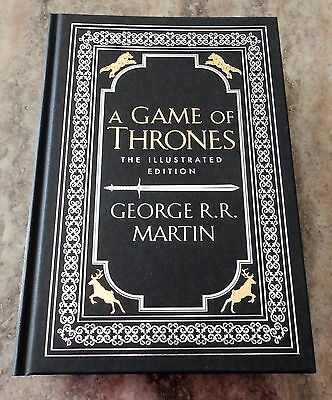 A Game of Thrones  (20th anniversary illustrated Ed), 1st, George R. R. Martin
