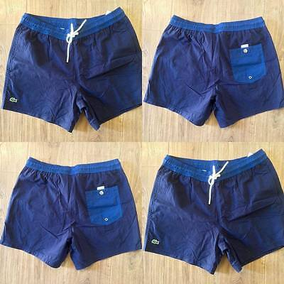 Lacoste Swim Shorts Trunks Style# Mh8653