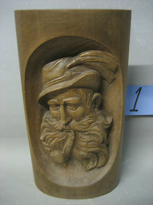Vintage woodcarving / wall decoration