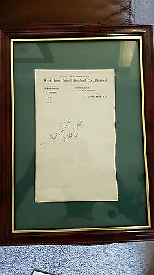 bobby moore autograph