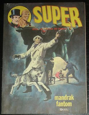 Fantom / The Phantom / Super eks 68 / Yugoslavia, 1985. / Mandrake The Magician