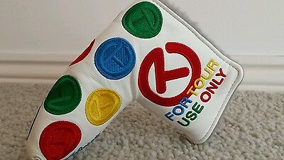 Scotty Cameron Dancing Circle T --  Brand New Cover-- Tour Only