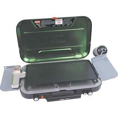 Coleman Stove Eventemp With Griddle