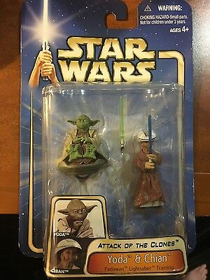 star wars - attack of the clones figure