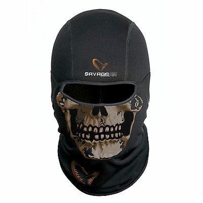 Savage Gear Skull Balaclava Fishing Winter Walking Hiking Hunting Bike Headwear
