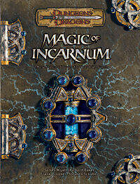 Dungeons and Dragons: Magic of Incarnum