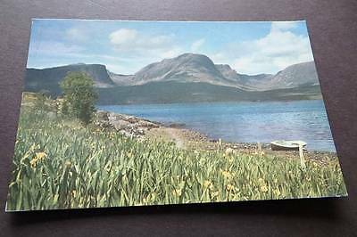 WESTER ROSS c1975 Applecross - posted Steath Gairloch to Calais, France