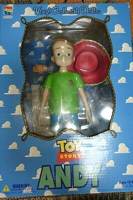 Medicom Toy Story Andy Figure not opened
