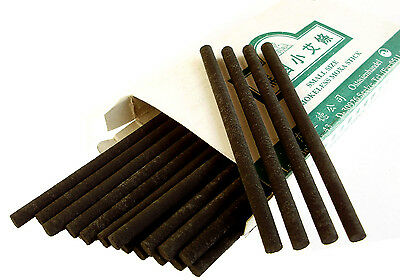 20er Pack Moxa Sticks, dünn, raucharm, geruchsneutral, smokeless Moxibustion