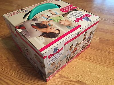 Bumbo Multi Seat Chair Baby Dining Eating Infant Safe Booster Feeding New In Box