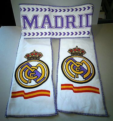Fussball-Schal Fan-Schal Real Madrid (50)