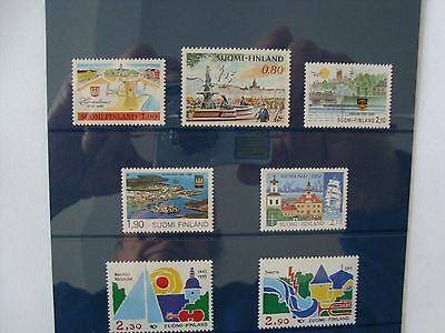Presentation Pack Of Mint Stamps