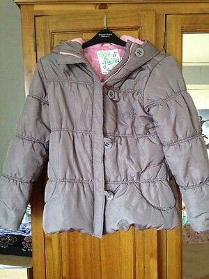 Girls Coat Age 13-14 Next