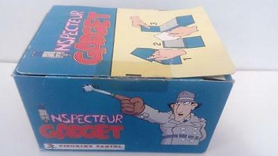 Panini Inspector Gadget 1983 Sealed Box-100 Packs-Ultra Rare