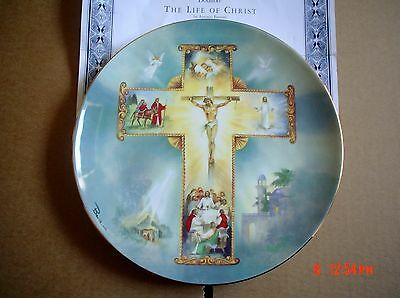 Royal Doulton Collectors Plate THE LIFE OF CHRIST