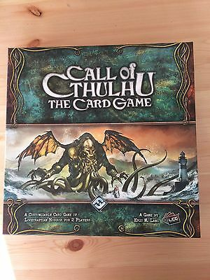 Call Of Cthulhu The Card Game Lcg